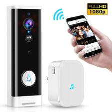 Tuya Wireless WiFi Smart Video Doorbell IR Night Vision Camera Phone APP Control