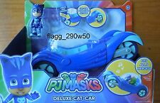 *PJ Masks* DELUXE CAT-CAR 11 INCH VEHICLE SET- fits all 3 hero figures!!