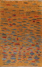 Gabbeh Teppich Orientteppich Rug Carpet Tapis Tapijt Tappeto Alfombra Qashqai