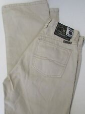 NWOT Lucky Brand Jeans # 86 Flare Low Rise Twill Chino Pants Size 6/28