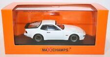 Camión de automodelismo y aeromodelismo color principal blanco Porsche