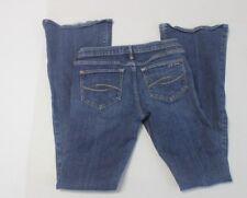 Abercrombie jeans Size 16 girls slim tall Stretch 31 inch inseam Denim wide leg