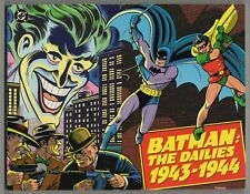 Batman The Dailies 1943-1944 1990 1st Print DC & Kitchen Sink Softcover TPB NM