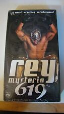 WWE Rey Mysterio 619 VHS Video Out of Print WWF RARE ~ NEW!