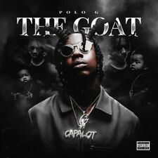 "polo g -the goat album Poster 20x20"" 24x24"" Cover Music Silk Print"