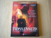 Possessed Laurie Dalton Plummer DVD special edit. Horror lingua italiano inglese