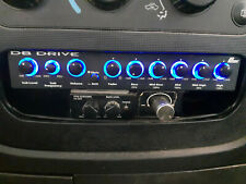 Old School db drive 5 band parametric Equalizer - 1/2 Din - works perfectly RARE