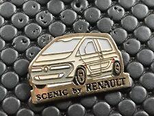 PINS PIN BADGE CAR RENAULT SCENIC