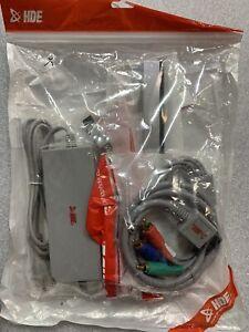 Lot NINTENDO Wii Accessories, power supply, Charger Sensor Bar Brand New