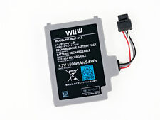 Original Battery Pack For Nintendo Wii U Gamepad 1500mAh 3.7V Rechargeable USA!