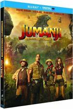 Jumanji (Dwayne Johnson) BLU-RAY NEUF SOUS BLISTER