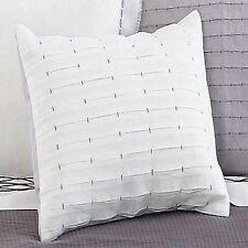 Vera Wang Oblong/Rectangle Geometric Decorative Bed Pillows