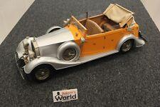 Pocher Factory Built 1934 Rolls-Royce Torpedo Cabriolet Phantom II 1:8 (KM)