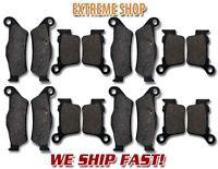 (8 Sets) KTM F+R Brake Pads XC 300(06-14) EXC SX 350 400 450 500 505 525 530 625