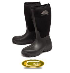 GRUBS FROSTLINE YARD MUCKER BOOTS | Mens Ladies Neoprene Winter Boots | THERMAL