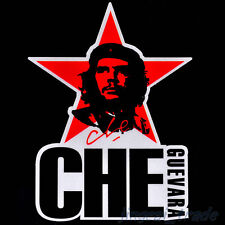 CHE GUEVARA Che Signature Red Star Car Auto SUV Truck Motor Sticker Decal Emblem