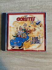 Les Goristes | A Fond La Caisse | CD | état très bon