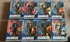 G.i Joe Classified Lot Destro Cobra Commander Scarlett Beachhead Stormshadow...