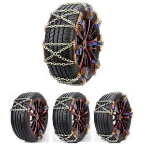 Truck Car Snow Tire Chains for IceBreaker SUV Anti-skid Wheel Winter Universal