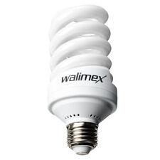 walimex Spiral-Tageslichtlampe 30W entspricht 150W, Sockel: E27, 5400K, CRI 85