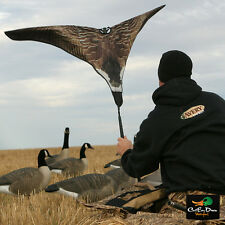 AVERY GHG CANADA GOOSE SUPER FLAG WITH BLADES CAMO BACK WING MOTION DECOY