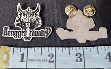 TENGGER CAVALRY die-cast metal pin badge LTD EDITION folk metal Arkona Eluveitie