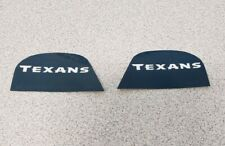 Houston Texans Oakley Football Visor Decals Helmet - tabs
