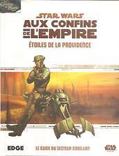 STAR WARS Aux Confins de l'Empire - Etoiles de la Providence NEUF *JDR*
