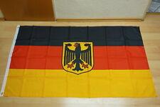 Fahne Flagge Deutschland Adler Wappen - 90 x 150 cm