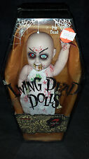 LIVING DEAD DOLLS 7 SEVEN DEADLY SINS GLUTTONY FIGURE MEZCO NEW SEALED HALLOWEEN