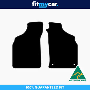 Floor Mats For Ford Courier 1996-1999 Dual Cab Front Car Mats