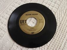NORTHERN SOUL MAXINE BROWN FUNNY/NOW THAT YOU'VE GONE GRT 56 M- CANADA