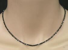 Erhitzte Echtschmuck-Halsketten & -Anhänger mit Diamant für Damen