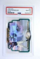 1996 Upper Deck SPx Gold Alex Rodriguez #57 PSA 10 Gem Mint Pop 10