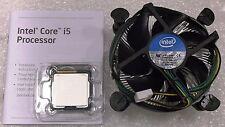 Intel BX80623I52500 SR00T i5-2500 LGA1155 95W 6M Cache 3.30 GHz NEW RETAIL BOX