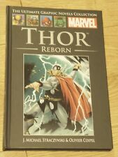 Marvel Ultimate Graphic Novel Collection: Thor Reborn