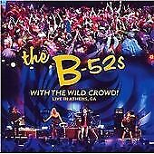 The B-52s - With the Wild Crowd! Live in Athens, GA (2011)  CD  NEW  SPEEDYPOST