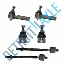 New 6pc Complete Front Suspension Kit for Ford Probe Mazda 626 MX-6 1993 - 1997