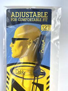 """12"""" Cablz Zipz - NEW IN HAND"""