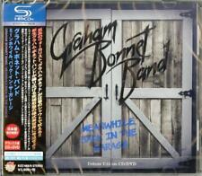 GRAHAM BONNET BAND-MEANWHILE. BACK IN THE GARAGE-JAPAN SHM-CD+DVD Ltd/Ed I45