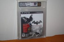 Batman: Arkham City (PS3) NEW SEALED BLACK LABEL TRU EXCLUSIVE MINT GOLD VGA 90+