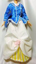 1998 Barbie tenía un pequeño cordero Barbie Collector Muñeca Traje sólo