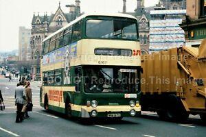Original Bus Slide: Yorkshire Rider Leyland Atlantean WNW167S ex WYPTE