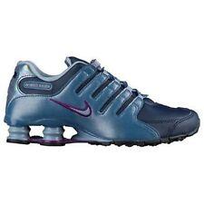 Nike Shox Nz 636088 400 Women Size 8.5 New!