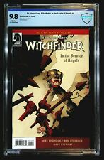 Sir Edward Grey, Witchfinder: In the Service of Angels #4 CBCS 9.8 Mignola