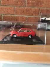 1/43 SCALE MODEL , WHITEBOX , VOLVO - 343, 1976 ,ONLY 1,000 MADE , IN RED,