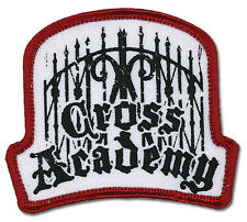 "Vampire Knight Cross Academy Patch 3"" x 2.5"" Patch Licensed by GE Animation 4260"