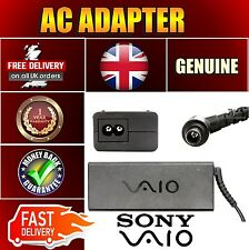 New Original Sony Vaio Adapter Charger Compatible for  VGN-FW390JAS VGN-FW390JB