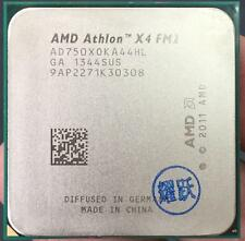 AMD Athlon X4 750 AD750XOKA44HL 3.4GHz 4-core FM2 4M Cach 65W CPU Processor