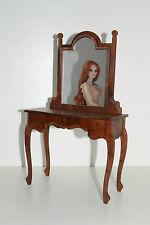 console mirror bedside table Furniture for Dolls 1/6  FR Barbie Momoko 12 in V2